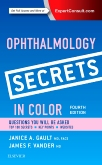 cover image - Ophthalmology Secrets in Color,4th Edition