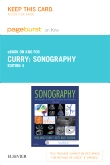 Sonography - Elsevier eBook on Intel Education Study (Retail Access Card), 4th Edition
