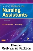 cover image - Mosby's Textbook for Nursing Assistants (Soft Cover Version) - Text and Mosby's Nursing Assistant Video Skills - Student Version DVD 4.0 Package,8th Edition