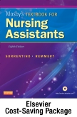Mosby's Textbook for Nursing Assistants (Soft Cover Version) - Text, Workbook, and Mosby's Nursing Assistant Video Skills - Student Version DVD 4.0 Package, 8th Edition