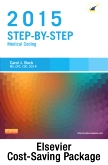 Step-by-Step Medical Coding 2014 Edition - Text, Workbook, 2015 ICD-9-CM for Hospitals, Volumes 1, 2, & 3 Professional Edition, 2014 HCPCS Standard Edition and AMA 2014 CPT Professional Edition Package