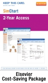 cover image - SimChart (2-year access) and Simulation Learning System for RN 2.0 Package