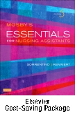 Mosby's Essentials for Nursing Assistants - Text and Mosby's Nursing Assistant Skills DVD - Student Version 4.0 Package, 5th Edition