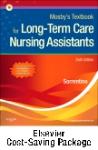 Mosby's Textbook for Long-Term Care Nursing Assistants - Text and Mosby's Nursing Assistant Video Skills - Student Version DVD 4.0 Package, 6th Edition