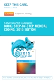 Elsevier Adaptive Learning for Step-by-Step Medical Coding 2015 (Access Card)