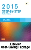Step-by-Step Medical Coding 2015 - Text and Elsevier Adaptive Learning