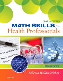 cover image - Evolve Resources for Saunders Math Skills for Health Professionals,2nd Edition