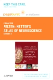 cover image - Netter's Atlas of Neuroscience Elsevier eBook on VitalSource (Retail Access Card),3rd Edition