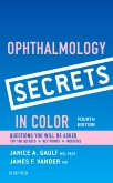 cover image - Ophthalmology Secrets in Color Elsevier eBook on VitalSource,4th Edition