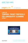 Pocket Protocols for Sonography Scanning - Elsevier eBook on VitalSource (Retail Access Card), 4th Edition