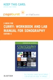 cover image - Workbook and Lab Manual for Sonography - Elsevier eBook on VitalSource (Retail Access Card),4th Edition