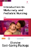 cover image - Introduction to Maternity and Pediatric Nursing - Text and Virtual Clinical Excursions Online Package,7th Edition