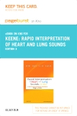 Rapid Interpretation of Heart and Lung Sounds - Elsevier eBook on Intel Education Study (Retail Access Card), 3rd Edition