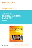 Learning Radiology Elsevier eBook on Intel Education Study (Retail Access Card), 3rd Edition
