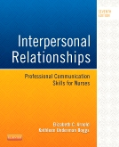 Interpersonal Relationships - Elsevier eBook on VitalSource, 7th Edition
