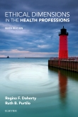 cover image - Ethical Dimensions in the Health Professions,6th Edition