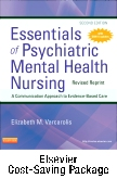 Essentials of Psychiatric Mental Health Nursing-Revised Reprint Text and Elsevier Adaptive Learning Package, 2nd Edition