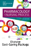 cover image - Pharmacology Online for Pharmacology and the Nursing Process (Access Code and Textbook Package),8th Edition