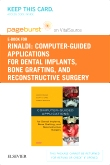 Computer-Guided Applications for Dental Implants, Bone Grafting, and Reconstructive Surgery (adapted translation) - Elsevier eBook on VitalSource (Retail Access Card)