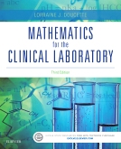 cover image - Evolve Resources for Mathematics for the Clinical Laboratory,3rd Edition