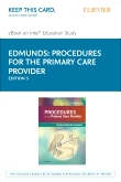 Procedures for the Primary Care Provider - Elsevier eBook on Intel Education Study (Retail Access Card), 3rd Edition