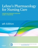 cover image - Lehne's Pharmacology for Nursing Care - Elsevier e-Book on VitalSource,9th Edition
