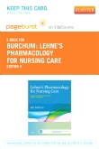 Lehne's Pharmacology for Nursing Care - Elsevier eBook on VitalSource (Retail Access Card), 9th Edition