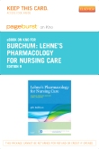 cover image - Lehne's Pharmacology for Nursing Care - Elsevier eBook on Intel Education Study (Retail Access Card),9th Edition