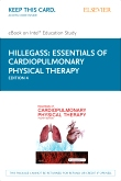 Essentials of Cardiopulmonary Physical Therapy - Elsevier eBook on Intel Education Study (Retail Access Card), 4th Edition