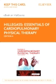 cover image - Essentials of Cardiopulmonary Physical Therapy - Elsevier eBook on VitalSource (Retail Access Card),4th Edition