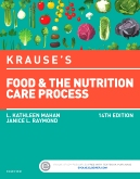 cover image - Krause's Food & the Nutrition Care Process,14th Edition
