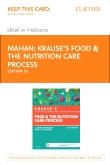 cover image - Krause's Food & the Nutrition Care Process - Elsevier eBook on VitalSource (Retail Access Card),14th Edition