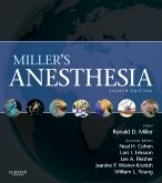 Miller's Anesthesia Elsevier eBook on VitalSource, 8th Edition