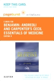 Andreoli and Carpenter's Cecil Essentials of Medicine Elsevier eBook on VitalSource (Retail Access Card), 9th Edition