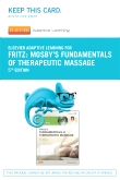 Elsevier Adaptive Learning for Mosby's Fundamentals of Therapeutic Massage (Access Card), 5th Edition