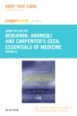 Andreoli and Carpenter's Cecil Essentials of Medicine Elsevier eBook on Intel Education Study (Retail Access Card), 9th Edition