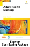Adult Health Nursing - Elsevier Adaptive Quizzing and Elsevier Adaptive Learning (Retail Access Cards), 7th Edition
