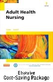 Adult Health Nursing - Text and Elsevier Adaptive Learning (Access Card) and Elsevier Adaptive Quizzing (Access Card) Package, 7th Edition