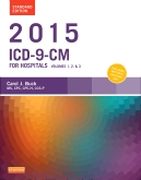 cover image - 2015 ICD-9-CM for Hospitals, Volumes 1, 2 and 3 Standard Edition