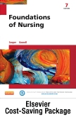 cover image - Foundations of Nursing - Elsevier Adaptive Quizzing and Elsevier Adaptive Learning (Retail Access Cards),7th Edition