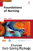 Foundations of Nursing - Text and Elsevier Adaptive Learning and Elsevier Adaptive Quizzing (Retail Access Cards) Package, 7th Edition