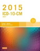 cover image - 2015 ICD-10-CM Draft Edition - Elsevier eBook on VitalSource