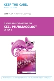 Elsevier Adaptive Quizzing for Pharmacology (Retail Access Card), 8th Edition