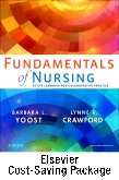 Fundamentals of Nursing - Text & Elsevier Adaptive Quizzing (Access Card) Package
