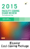 Facility Coding Exam Review 2015 - Elsevier eBook on VitalSource + Evolve Access (Retail Access Cards)