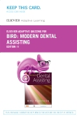 Elsevier Adaptive Quizzing for Modern Dental Assisting (Retail Access Card), 11th Edition
