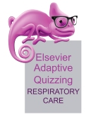 cover image - Elsevier Adaptive Quizzing for Respiratory Care