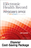cover image - The Electronic Health Record for the Physician's Office with SimChart for the Medical Office - Elsevier eBook on VitalSource & DeVore SimChart for the Medical Office Exercises (Retail Access Cards)