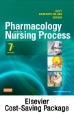 cover image - Elsevier Adaptive Learning (Access Card) and Elsevier Adaptive Quizzing (Access Card) for Pharmacology and the Nursing Process,7th Edition