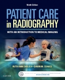 cover image - Patient Care in Radiography,9th Edition